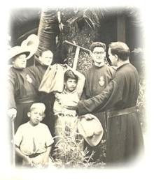 Misioneros Pasionistas en la Amazonía