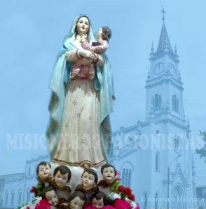 Virgen de las Nieves cATEDRAL
